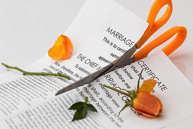 Die Scheidung und die Zwangsversteigerung